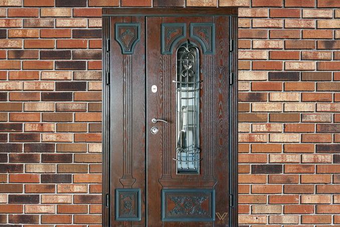 купить металлическую входную дверь в Кривом Роге